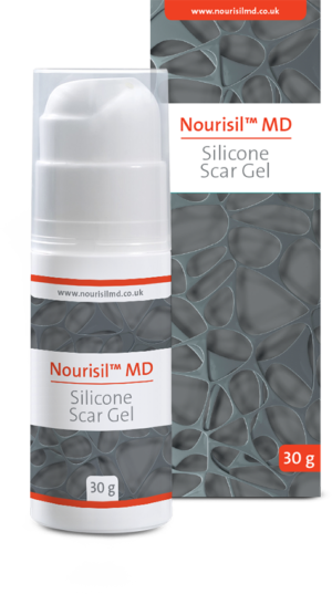 Nourisil MD Silicone Scar Gel